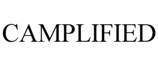 mark for CAMPLIFIED, trademark #85515306
