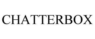 mark for CHATTERBOX, trademark #85515344