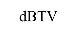 mark for DBTV, trademark #85515689