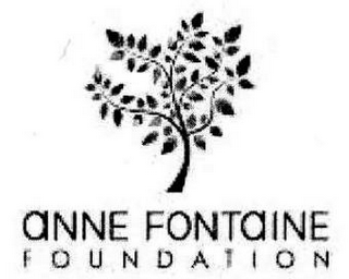 mark for ANNE FONTAINE F O U N D A T I O N, trademark #85515753