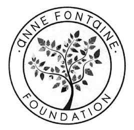 mark for ·ANNE FONTAINE· FOUNDATION, trademark #85515760