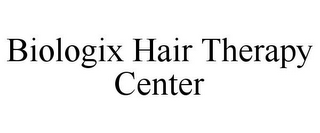 mark for BIOLOGIX HAIR THERAPY CENTER, trademark #85515923