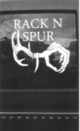 mark for RACK N SPUR, trademark #85516004