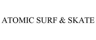 mark for ATOMIC SURF & SKATE, trademark #85516205
