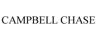 mark for CAMPBELL CHASE, trademark #85516271