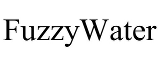 mark for FUZZYWATER, trademark #85516282
