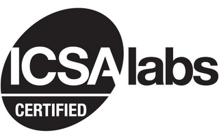 mark for ICSA LABS CERTIFIED, trademark #85516340