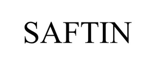 mark for SAFTIN, trademark #85516396