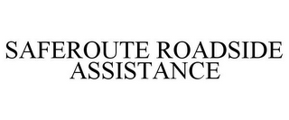 mark for SAFEROUTE ROADSIDE ASSISTANCE, trademark #85517276