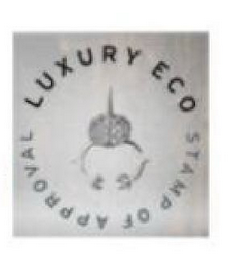 mark for LUXURY ECO STAMP OF APPROVAL, trademark #85517404