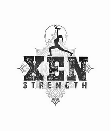 mark for XEN S T R E N G T H, trademark #85517701