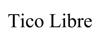 mark for TICO LIBRE, trademark #85517798