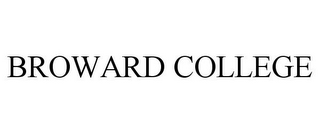 mark for BROWARD COLLEGE, trademark #85517857