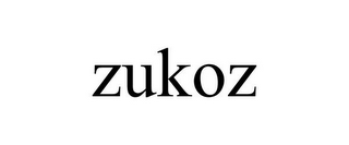 mark for ZUKOZ, trademark #85517877