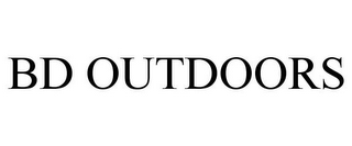 mark for BD OUTDOORS, trademark #85518003