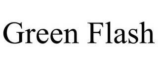 mark for GREEN FLASH, trademark #85518148