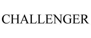 mark for CHALLENGER, trademark #85518288