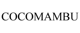 mark for COCOMAMBU, trademark #85519194
