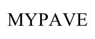 mark for MYPAVE, trademark #85519226
