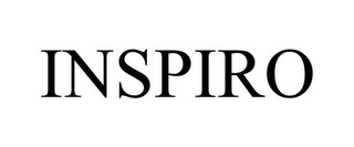 mark for INSPIRO, trademark #85519792