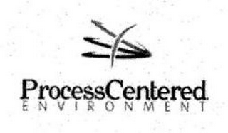 mark for PROCESS CENTERED ENVIRONMENT, trademark #85519795