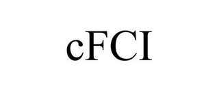 mark for CFCI, trademark #85520164