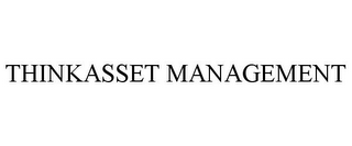 mark for THINKASSET MANAGEMENT, trademark #85520187