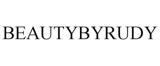 mark for BEAUTYBYRUDY, trademark #85520194