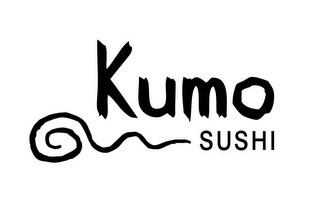 mark for KUMO SUSHI, trademark #85520474