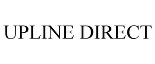 mark for UPLINE DIRECT, trademark #85520696