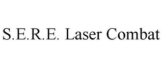 mark for S.E.R.E. LASER COMBAT, trademark #85520734