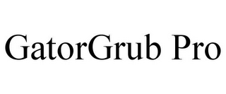 mark for GATORGRUB PRO, trademark #85520748