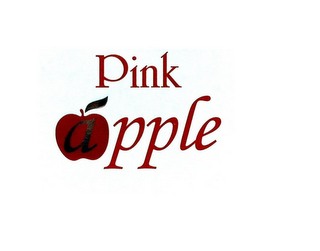 mark for PINK APPLE, trademark #85520858