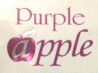 mark for PURPLE APPLE, trademark #85520862