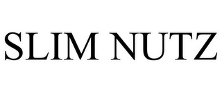 mark for SLIM NUTZ, trademark #85520920