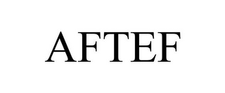 mark for AFTEF, trademark #85521168