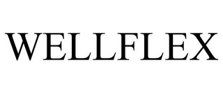 mark for WELLFLEX, trademark #85521703