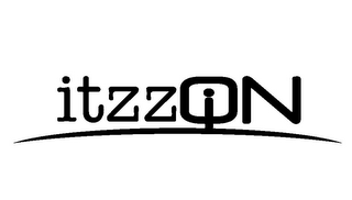 mark for ITZZON, trademark #85521758