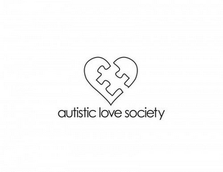 mark for AUTISTIC LOVE SOCIETY, trademark #85521877