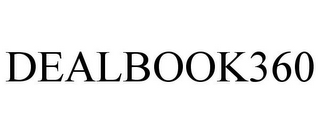 mark for DEALBOOK360, trademark #85522016