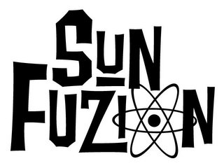 mark for SUN FUZION, trademark #85522018