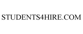 mark for STUDENTS4HIRE.COM, trademark #85522307