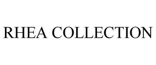 mark for RHEA COLLECTION, trademark #85522614