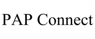 mark for PAP CONNECT, trademark #85522827