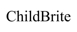 mark for CHILDBRITE, trademark #85522979