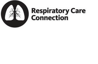 mark for RESPIRATORY CARE CONNECTION, trademark #85523159