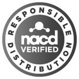 mark for NACD VERIFIED RESPONSIBLE DISTRIBUTION, trademark #85523521