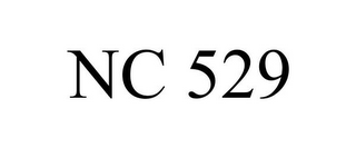 mark for NC 529, trademark #85523588