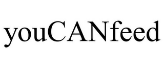 mark for YOUCANFEED, trademark #85523840