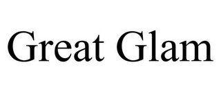 mark for GREAT GLAM, trademark #85524060